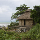 Picture - A hut on the island of Koh Lanta.