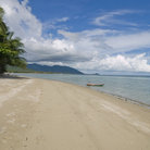 Picture - Beautiful beach on Ko Pha Ngan.
