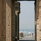 Picture - View from the Temple of Kom Ombo.