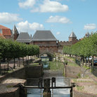 Picture - The Koppelpoort in Amersfoort.