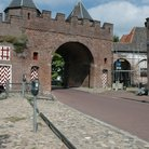 Picture - City gate in Amersfoort, Koppelpoort.