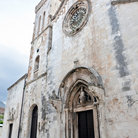 Picture - The medieval Cathedral of St Mark in the town of Korcula.