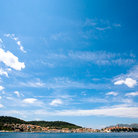Picture - View to the Island of Korcula.