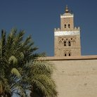 Picture - The Koutoubia in Marrakesh.