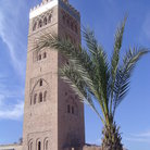 Picture - Koutoubia in Marrakesh.