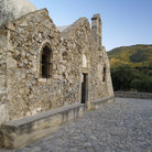 Picture - The church of Panagia Kera near Kritsa.