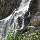 Picture - Byron Falls at Kuranda.