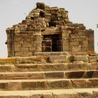 Picture - The Hindu temple in Kutch.