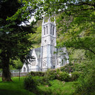 Picture - Chapel at Kylemore.