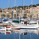 Picture - The port of Ciotat.