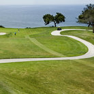 Picture - Torrey Pines Golf Course, La Jolla.
