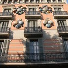 Picture - The Bruno Cuadros house on the Ramblas in Barcelona.