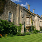 Picture - The Lacock Abbey in the village of Lacock.