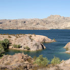 Picture - Scenic Lake Mead, Nevada.
