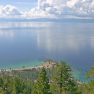 Picture - Sand Habor, Lake Tahoe.