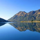 Picture - Calm waters of Lake Wanaka.
