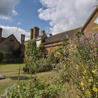 Picture - View of Packwood House in Lapworth.