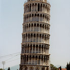 Picture - The famous leaning tower of Pisa.