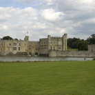 Picture - The Leeds Castle near Maidstone.