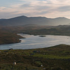 Picture - View over the Isle of Lewis.