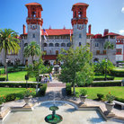 Picture - Exterior view of the Lightner Museum in St Augustine.