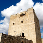 Picture - The medieval Kolossi Castle near Limassol.