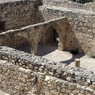 Picture - Interior view of the Kolossi Castle in Limassol.