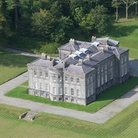 Picture - Aerial view of Lissadell House, Sligo.