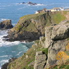 Picture - Lizard Point on The Lizard Peninsula.