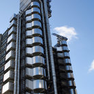 Picture - Lloyds of London, a building built inside-out.
