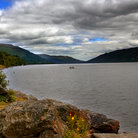 Picture - Loch Awe in the Scottish Highlands.