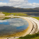 Picture - A bay on Loch Eriboll.