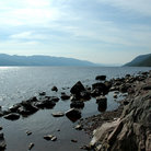 Picture - The shores of Loch Ness.
