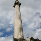 Picture - The Monument commemorating the great fire of London.