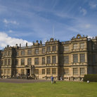 Picture - Exterior of Longleat House in Wiltshire.