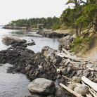 Picture - Shark Reef Sanctuary on Lopez Island in the San Juan Islands of Washington.