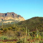 Picture - Lost Dutchman State Park, Apache Junction.
