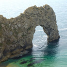 Picture - The Durdle Door at Lulworth.