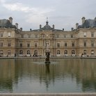 Picture - The Jardin du Luxembourg in Paris.