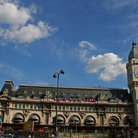 Picture - Exterior of the Gare de Lyon.