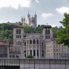 Picture - St Jean Cathedral in Lyon.