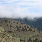 Picture - Ruins of Machu Picchu.