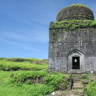 Picture - Old Mosque in Maharashtra.