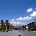 Picture - Plaza de Armas in Cusco.