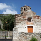 Picture - Stone church in Mani.