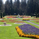 Picture - Manito Park in Spokane.