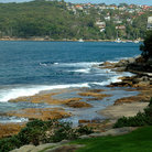 Picture - Manly area of Sydney.