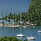 Picture - Marigot Bay.