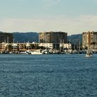 Picture - Skyline of Marina del Rey.