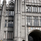 Picture - Exterior of Marischal College in Aberdeen.